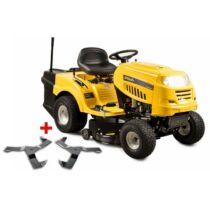Riwall RLT 92 T Power Kit fűnyíró traktor