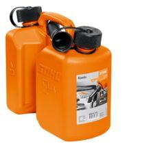 STIHL KOMBINÁLT KANNA - narancssárga - 3 Liter/1,5 Liter