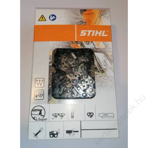 """STIHL Picco Super3 3/8""""P - 1,3mm (PS3) fűrészlánc - 50 szemes - 35 cm"""